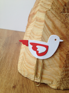 BIRD PAPERCLIP 2